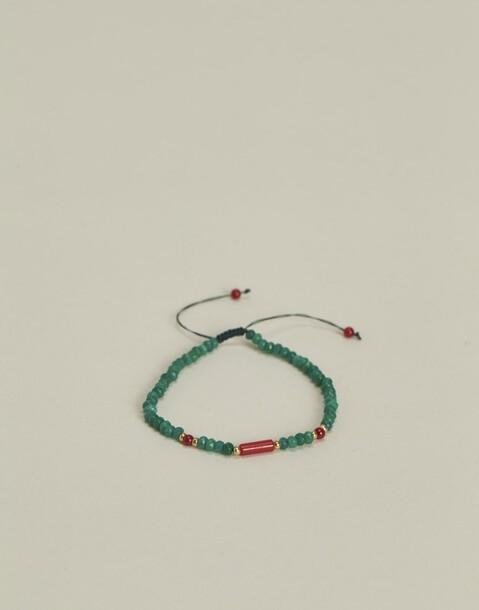 bracelet pierres