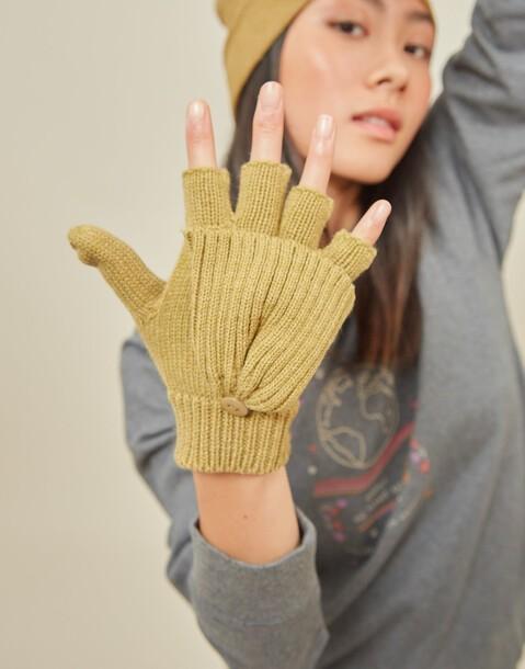 mitones tricot