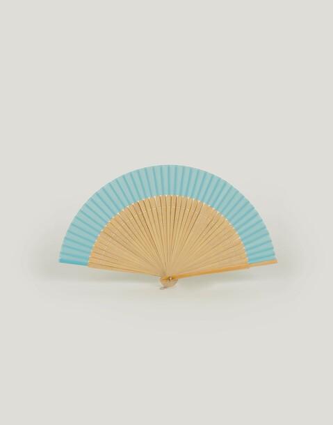 bamboo hand fan