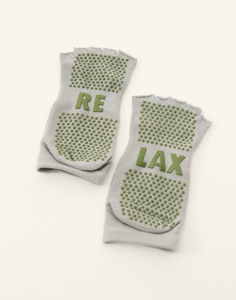 chaussettes yoga re-lax