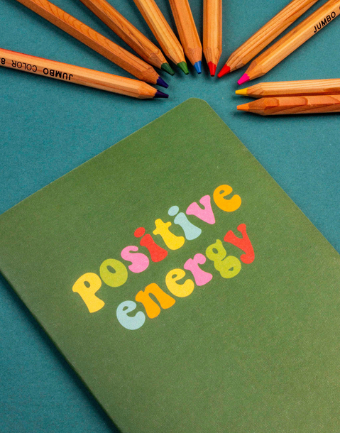 positive energy a5 notebook