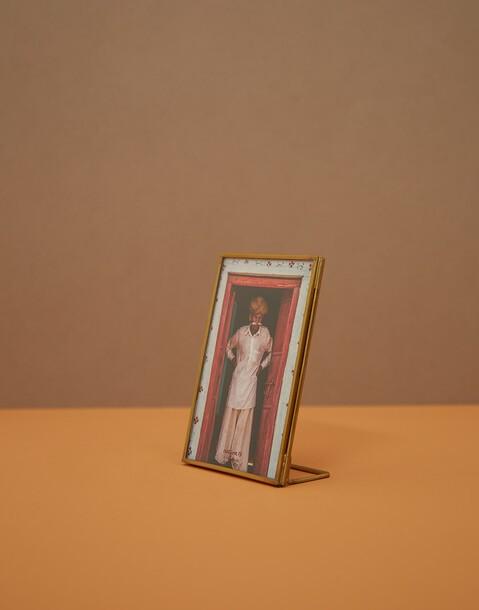 cadre brass 10 x 15 cm