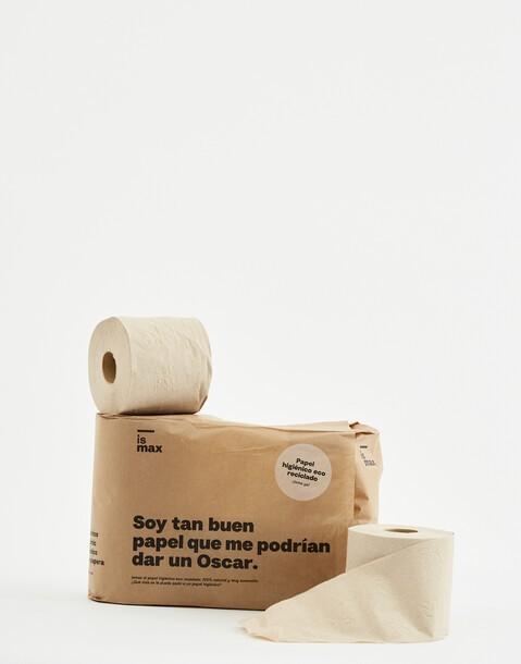 eco-friendly toilet paper 6 rolls