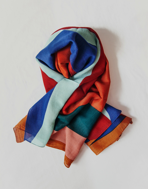 against women's cancer foulard