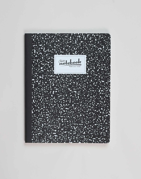 retro study notebook