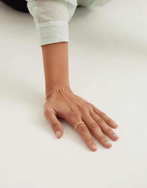 bracelet pointes