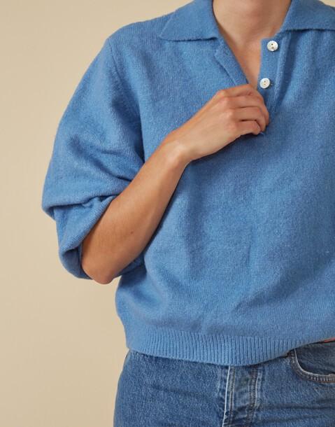 maglione tricot polo