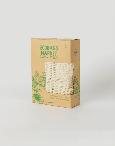 3 pack market bags