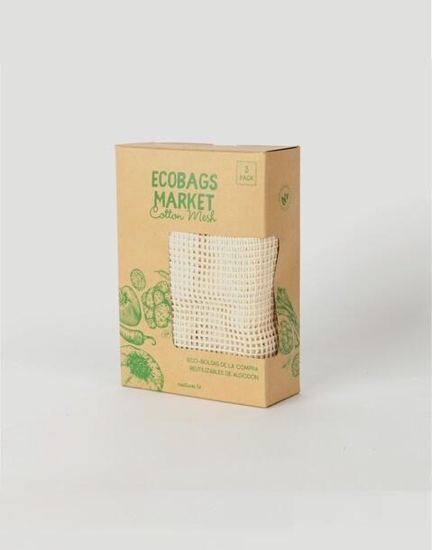 pack 3 bolsas market