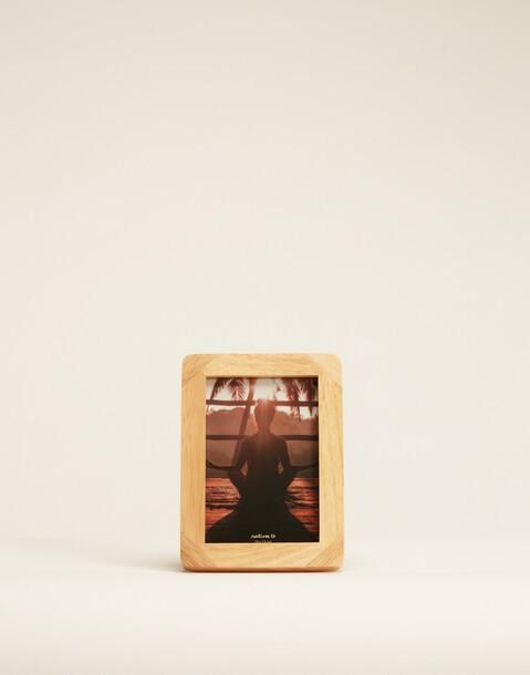 cadre en bois d'ébène 10x15