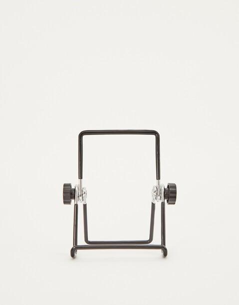soporte movil y tablet metal