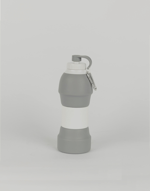 folding silicone bottle