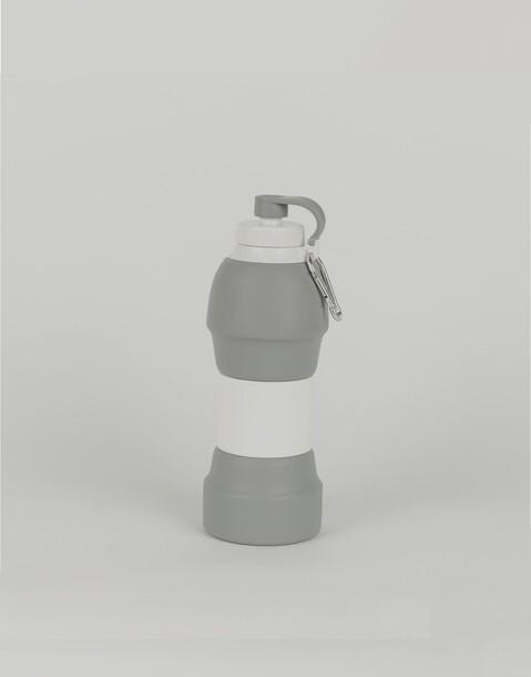 bottiglia silicone pieghevole