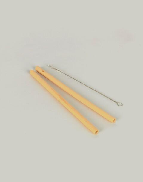 bamboo straws 2 pack