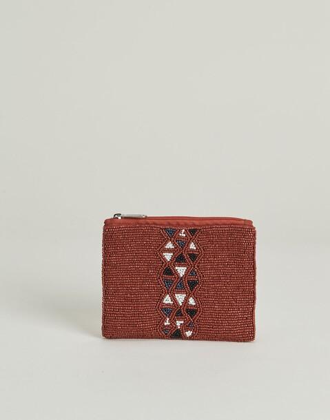 beads purse