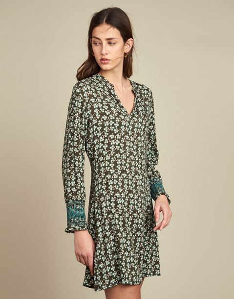 LONG SLEEVE LIBERTY DRESS
