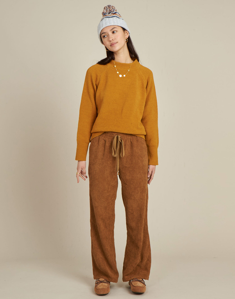 double corduroy pants