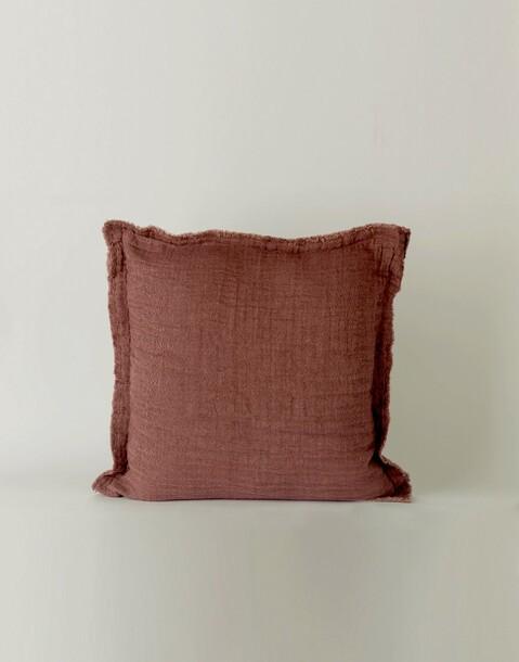 cotton cushion cover 50 x 50 cm
