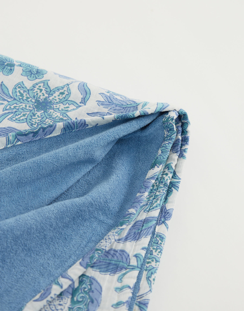 floral towel pareo