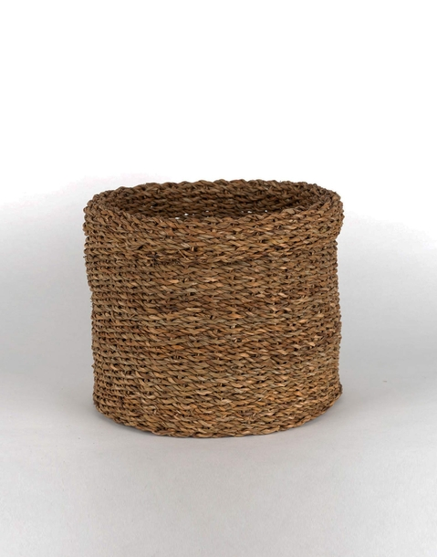 medium basket planter