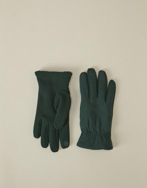 guanti uomo touch nylon