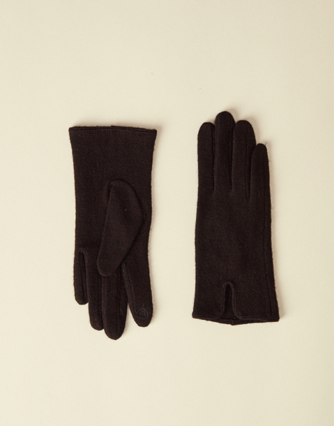 flannel glove touch effect