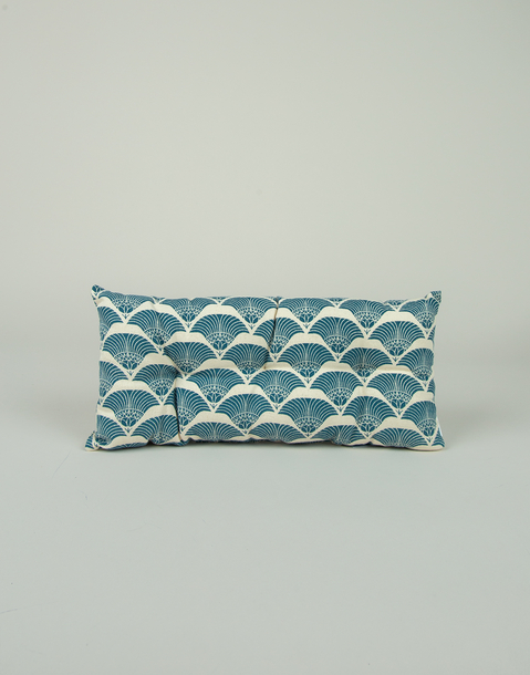 small filled cushion