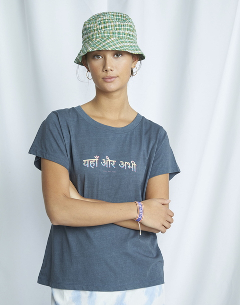 camiseta orgánica sanscriti