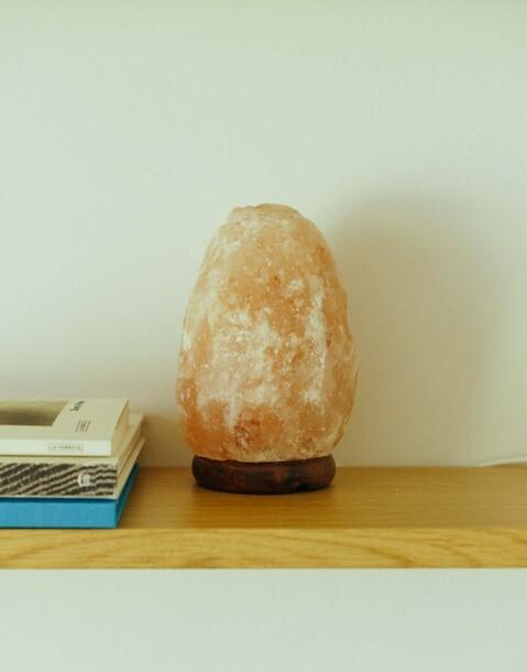 lámpara de sal