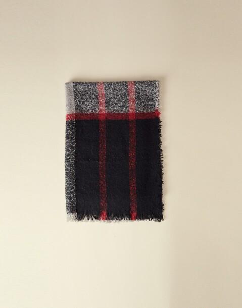 tricolour scarf