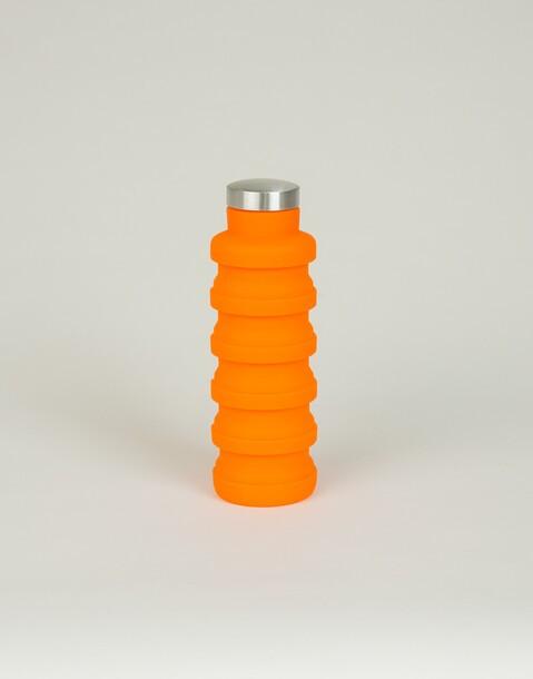 bottiglia silicone pieghevole 500 ml