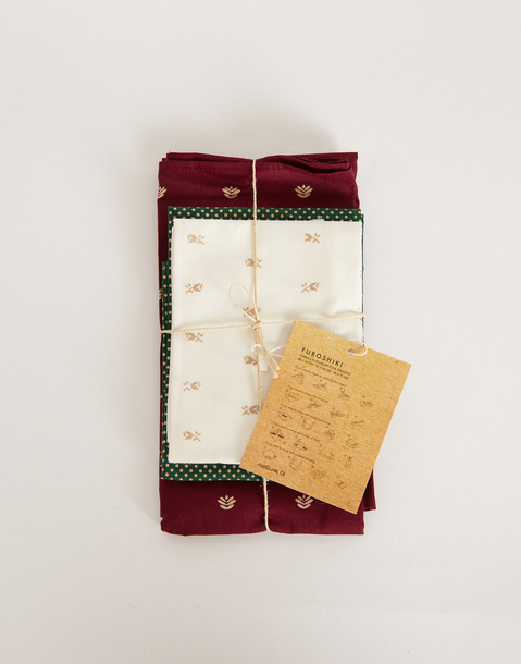 fabric wrapping set