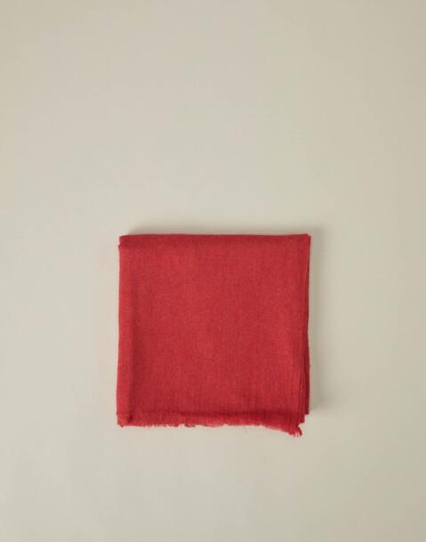 foulard basique doux recyclé