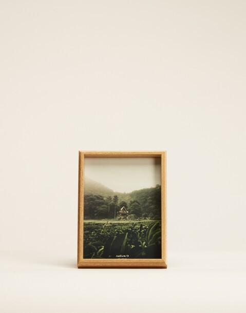 cornice legno 13x18