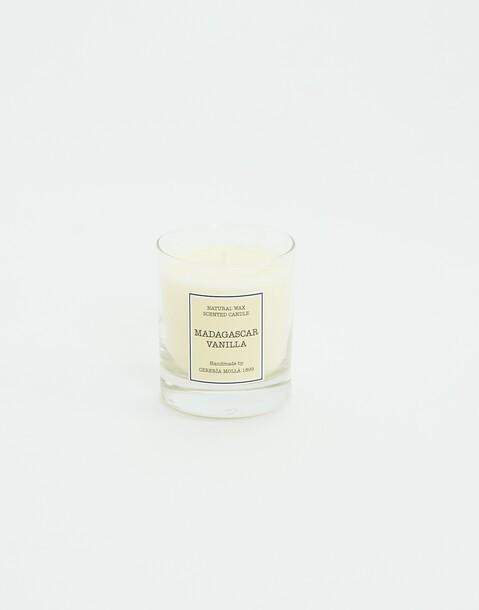 natural wax candle
