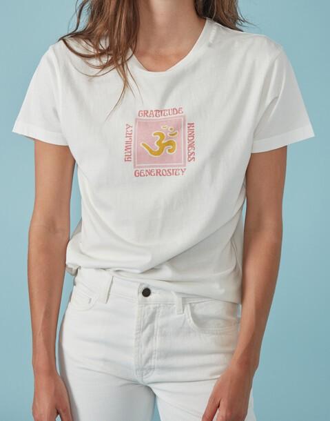 bio t-shirt om