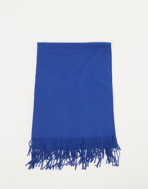 soft oversized scarf