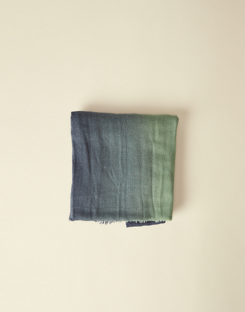 ombrée foulard