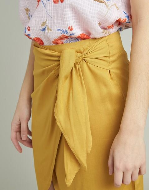 falda pareo lazada
