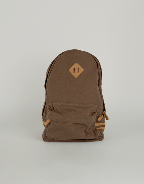mochila cotton canvas