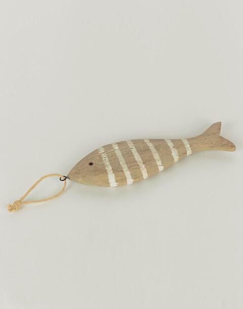 pez madera