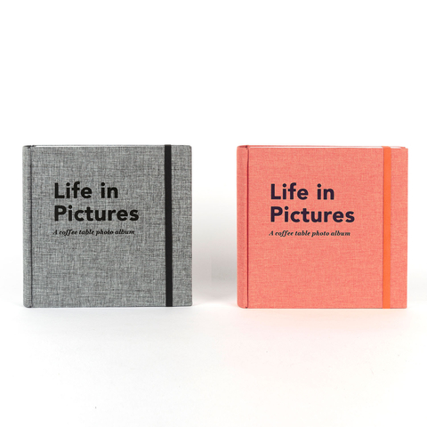 'LIFE IN PICTURES' ALBUM