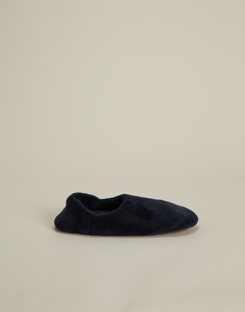 men's closed basic slipper