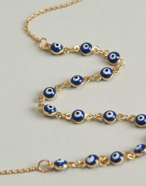 turkish eyes necklace
