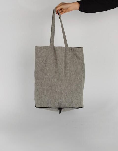 borsa per la spesa in tessuto