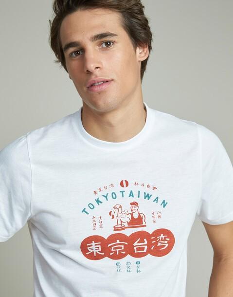 maglietta uomo tokio