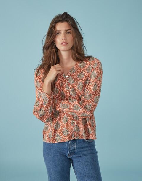 ameba blouse