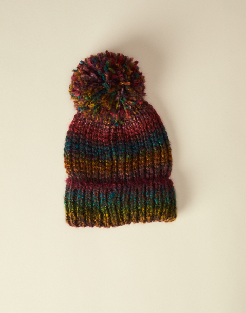 GORRO MULTICOLOR DEGRADADO