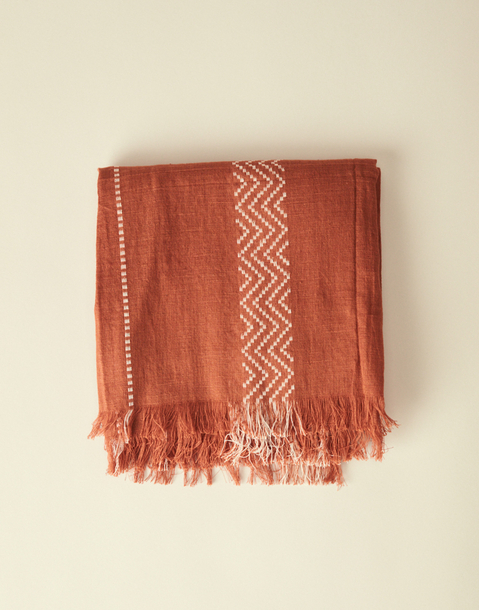jacquard foulard