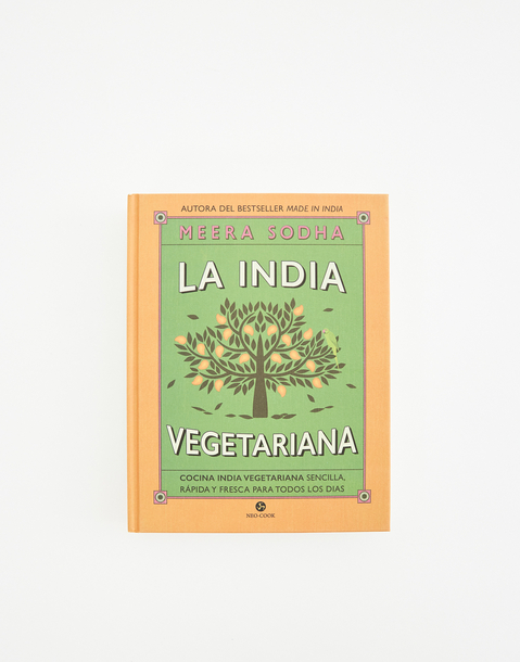 la india vegetariana (spanish)